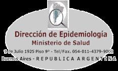 Dirección Epidemiología
